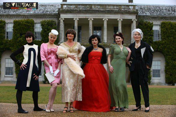 Vintage at Goodwood press launch