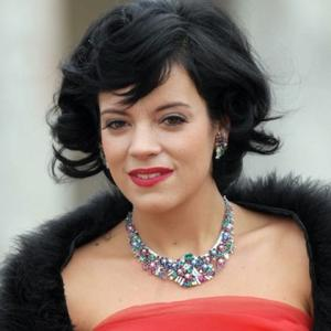 Makeup for Lily Allen by Brittany Jamison Lackey, makeup artist