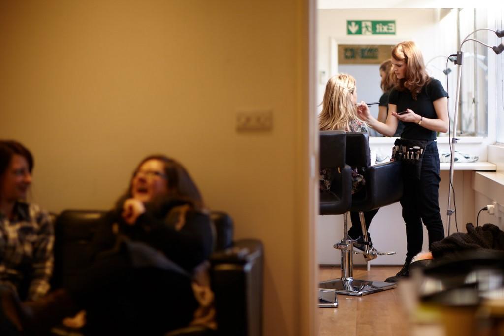Brittany makeup artist Brighton