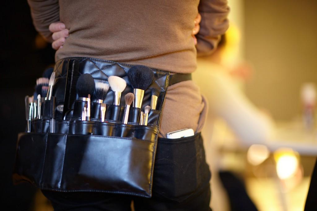 MAC makeup artist Brighton