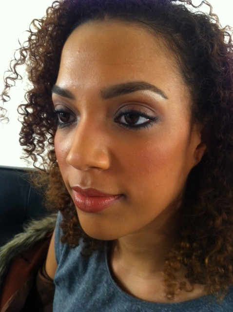 Makeup Artist for black skin Brighton 5