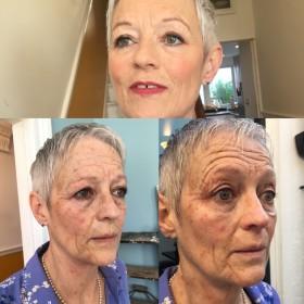 Ageing makeup